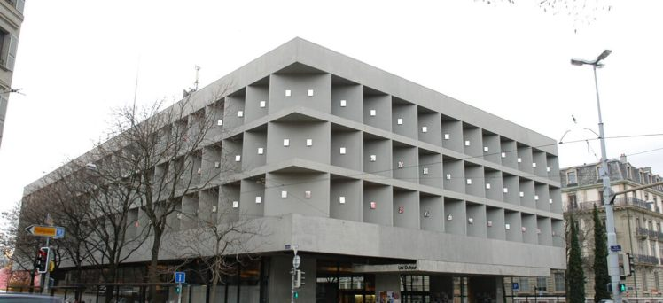 Uni Dufour, University of Geneva