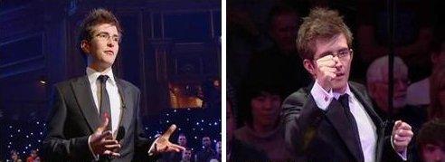 BBC 2: The Choir: Boys Don't Sing (22/02/08). Gareth Malone.