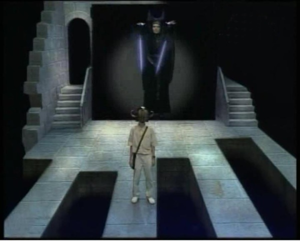Knightmare Series 3 (1989). The excellent Martin foiled at the final hurdle by sorceress Morghanna