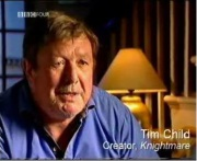 Tim Child, Creator, Knightmare, Children's TV on Trial 2007