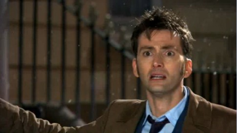 David Tennant: Doctor Who - The Waters of Mars (2009)