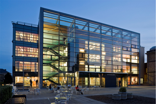 University of Leicester: David Wilson Library