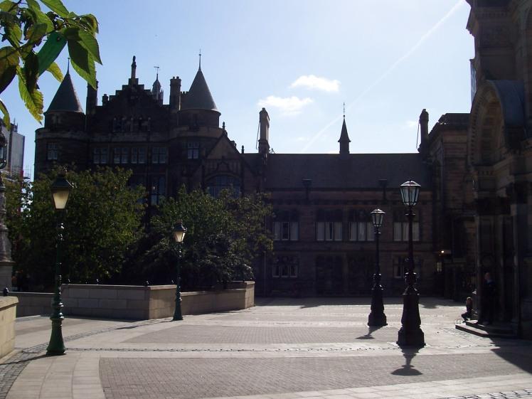 Bristo Square, Edinburgh