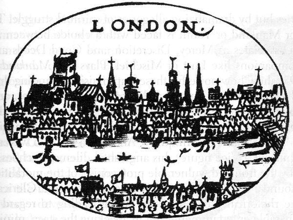 Jacobean London