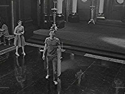 David Tennant as Hamlet (2009), being filmed