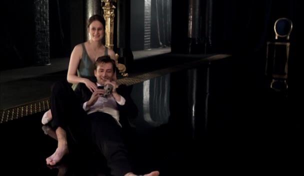 Hamlet filming (Act III)