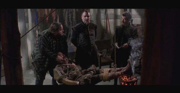 Shakespeare in Love: Fennyman retrieving debts