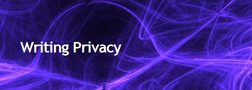 WritingPrivacy