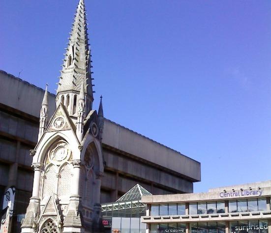 Birmingham Central Library