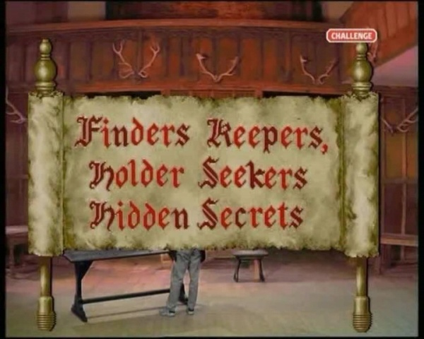 Finders Keepers, Knightmare S7