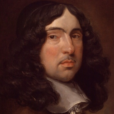 Andrew Marvell - Portrait