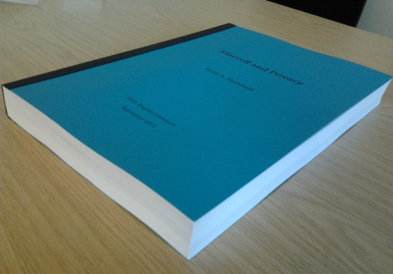 Phd thesis in land evaluation