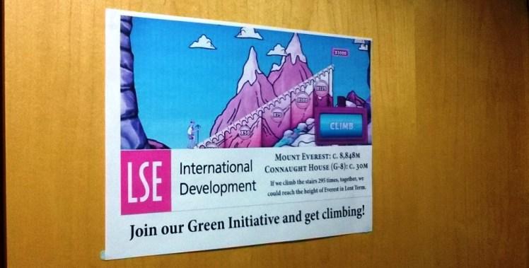 LSE International Development Everest