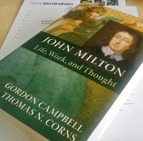 John Milton, Work, Life, and Thought (Thomas N Corns, Gordon Campbell)