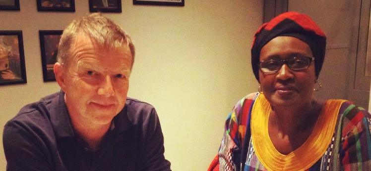 Duncan Green Winnie Byanyima Feature