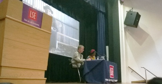 Duncan Green Winnie Byanyima Lecture