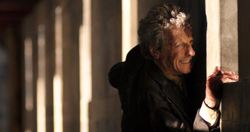 "Doctor Who ""Heaven Sent"" Peter Capaldi"