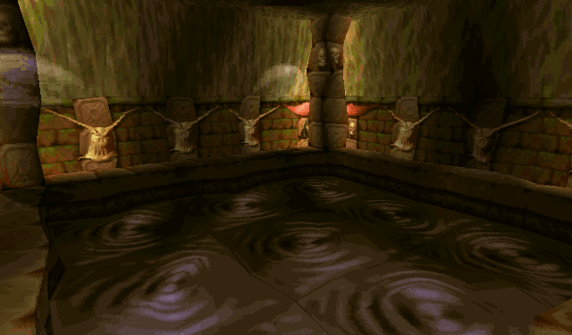 Dungeon Keeper Temple