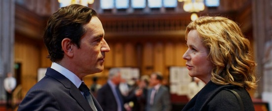 Apple Tree Yard (BBC) - Yvonne Carmichael and Costley