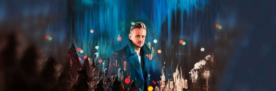 Tom Chaplin (Keane), Twelve Tales of Christmas