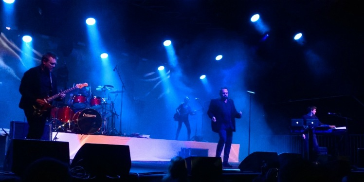 Alphaville at Schloss Rheydt, Monchengladbach, August 2017