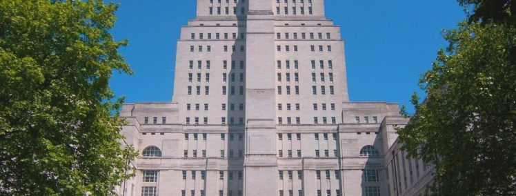 Senate House, University of London
