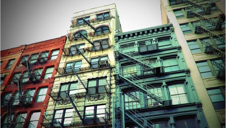 Downtown Manhattan Buildings - Alexandre Syrota