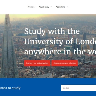 University of London (2017)