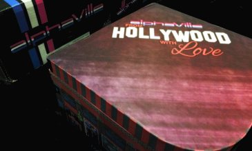 Alphaville, From Hollywood With Love, Live at the Whisky a Go Go (2018), Box