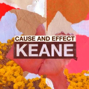 Cover art for Keane, Cause and Effect (2019)
