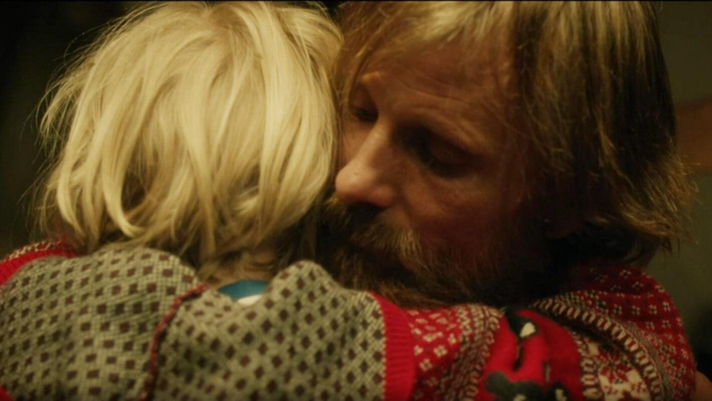 Ben (Viggo Mortensen) in Captain Fantastic